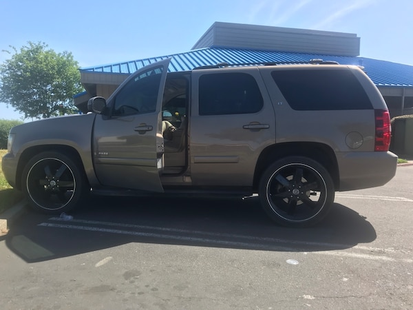 2007 Chevy Tahoe For Sale >> 2007 Chevy Tahoe