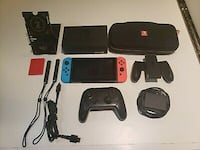 Nintendo Switch Console and controller