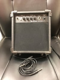 Guitar amplifier speaker Toronto, M6G 1A9