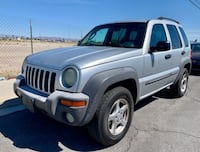 2004 Jeep Liberty Sport**5-SPEED MANUAL*LOW MILES* IMMACULATE* Las Vegas