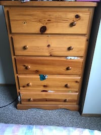 Chester drawer solid wood smoke and pet free 3769 km