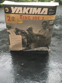 Yakima king joe 2 trunk mount Laurel, 20723