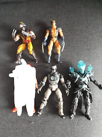 Marvel Legends $80