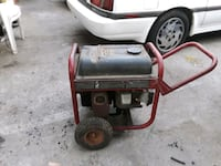 red and black portable generator Los Angeles, 90011