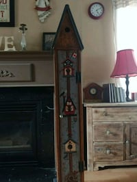 Country style wooden tower shelf Barrie, L4N 8P9