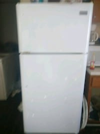 white top-mount refrigerator Atlanta, 30350