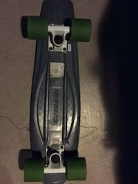 Grey Kryptonics Penny Board Niagara Falls, L2H 1X1