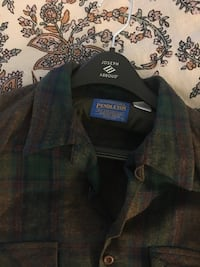 Men's Pendleton button up