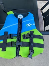 Toddlers life jacket