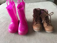Boots toddler 7 and 7.5 Los Angeles, 90046