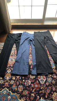 THEORY pants. Some new, some slightly used. Size 2 and 0. Each $30.