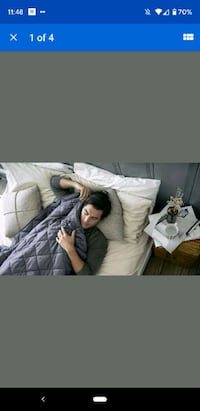 Reviv | The Affordable & Eco-Friendly Weighted Blanket Queen Sized 25  Alexandria, 22306