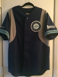 90's Mariners Batting Practice Jersey from Spring Training  Hayward