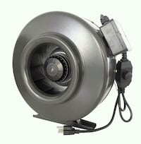 "NEW 6"" & 8"" Duct Fans & Carbon Filters + MORE Colorado Springs, 80907"