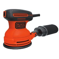 red and black Black & Decker corded sander CALGARY