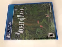 Secret of Mana (PS4) Sealed New