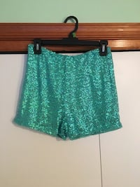 Sequin Shorts- Charlotte Russe