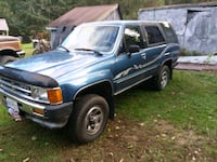 Toyota - Hilux Surf / 4Runner - 1989 Frederick, 21701