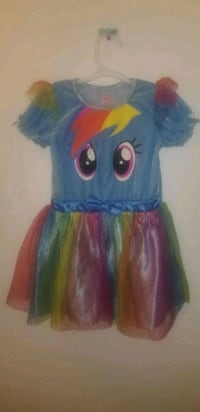 My little pony rainbow dash halloween costume West Covina, 91791