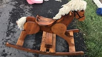 Solid wood rocking horse Martinsburg, 25405