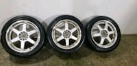 three  3  17 in motegi racing 5x100  5x114.3   215 Derwood, 20855
