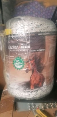 1000 ft of electric fence braided rope Mesa, 85208