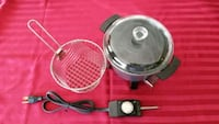 Westbend Slow Cooker and Deep Fryer Calgary, T3G 1G4