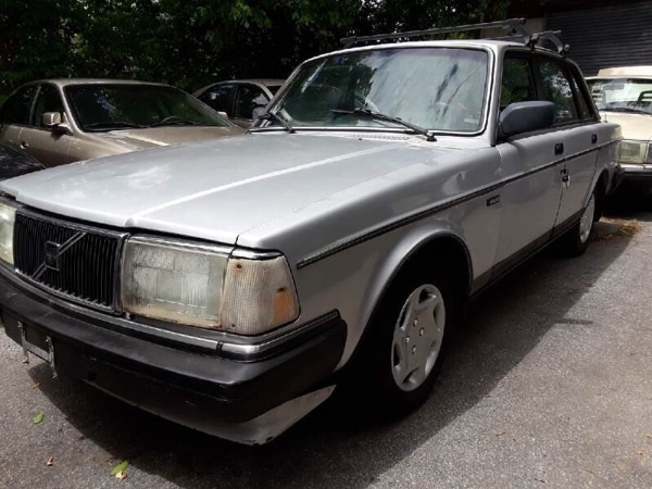 used 90 volvo 240 dl sedan for sale in newyork letgo rh us letgo com