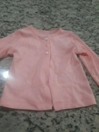 girl's pink button-up long-sleeved shirt Orlando, 32824