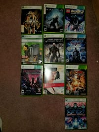 Xbox 360 Games for Sale Martinsburg, 25404
