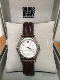 Swiss Army Watch  S.A.K Design Excellent Condition