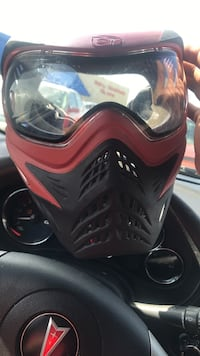 Red and black motorcycle helmet Corpus Christi, 78413