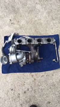 MK6 turbo with approximately 40k.  No shaft play. Car got an upgrade comes with what you see. 250$ OBO  Wadsworth