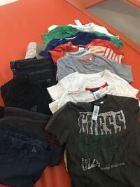 Assorted color shirts and pants Weslaco, 78599