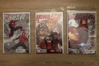 Various Marvel Comics Vancouver, V6G
