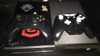 Xbox One with 2 controllers 1 a scuf and over 20 games Port Saint Lucie, 34953