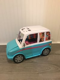 Barbie Ultimate Puppy Mobile Van Camper SUV By Mattel (2015) Las Vegas, 89148