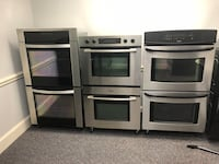 Stainless Steal Double Wall Oven  Charlotte, 28134