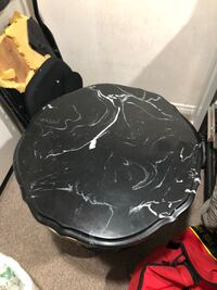 Black Marble Coffee Table / Tabletop Toronto, M1E 4B9
