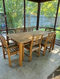 Outdoor Dining Set Silver Spring, 20902