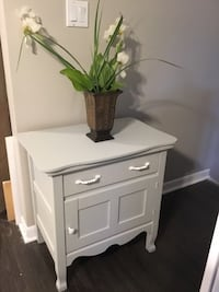Charming table, Fusion light gray. Versatile uses. Deliver