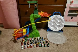 Thomas The Train Playset with Collectors Case
