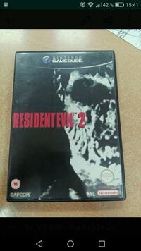 Juego resident evil 2 game cube