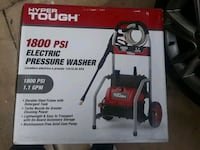 Hyper Tough Electric Power Washer 1800 PSI Irving, 75038