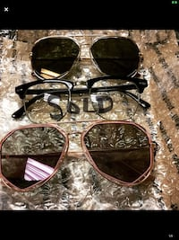 Sunshades personality glasses. The MalcomX glasses have been sold Temple Hills, 20748