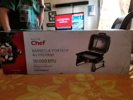 brand new portable bbq 30