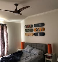 Decorative skateboards (6)