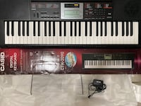 Casio CTK-2090V Portable keyboard with Power Supply