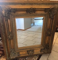 Large Gold Mirror Midwest City, 73141