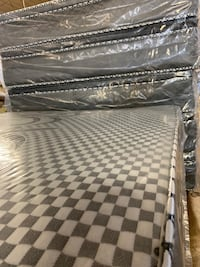 Mattress and box spring available all sizes and delivery Libertyville, 60048